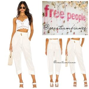 Free People Toggle Pants